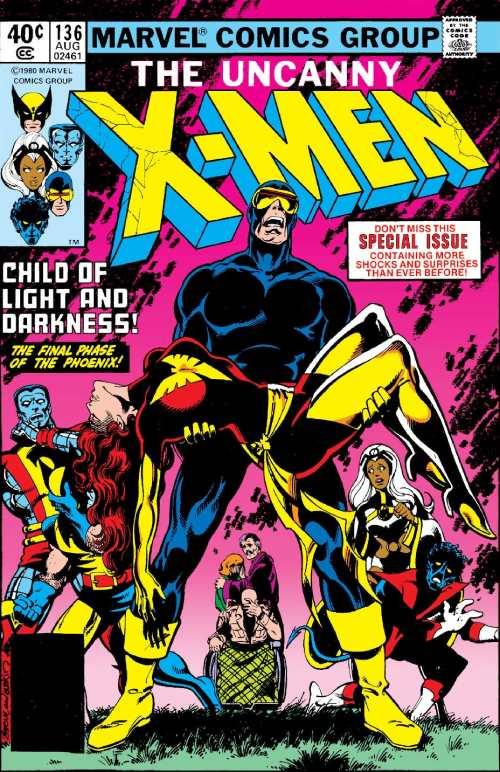 Mejores-comics-Marvel-Fenix-Oscura