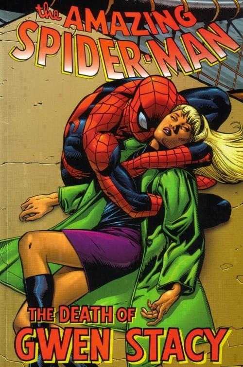 Mejores-comics-Marvel-Gwen-Stacy