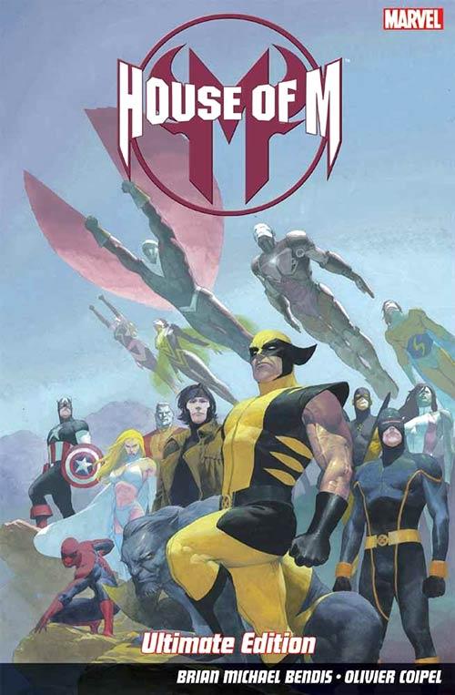 Mejores cómics de Marvel - Dinastía de M – House of M