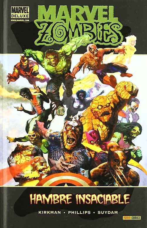 Mejores cómics de Marvel - Marvel Zombies