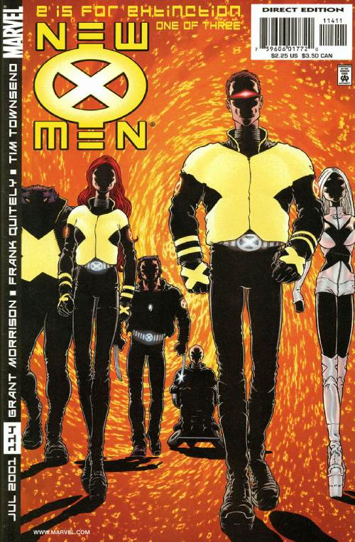 Mejores-comics-Marvel-Nuevos-XMen