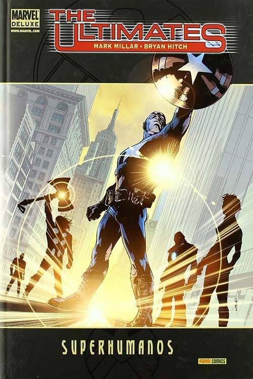 Mejores cómics de Marvel - The Ultimates