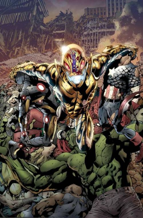 Mejores-comics-Marvel-Ultron