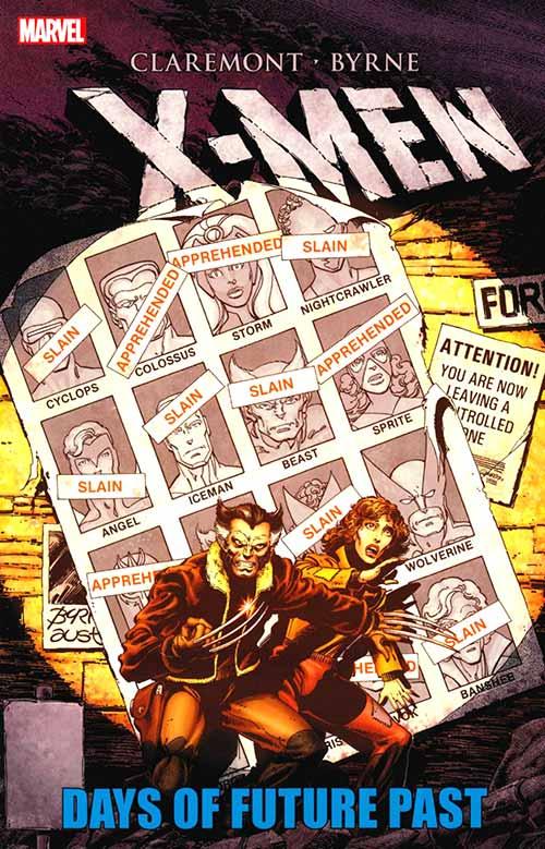 Mejores cómics de Marvel - X-Men: Días del futuro pasado