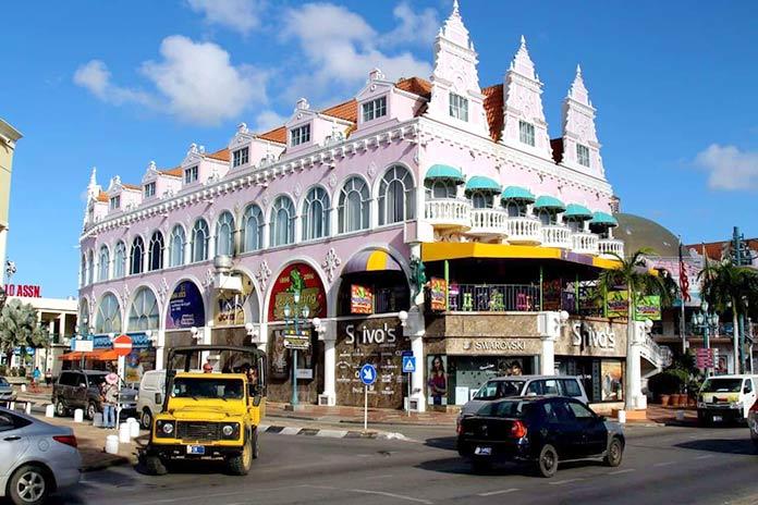 Mejores islas del Caribe - Aruba