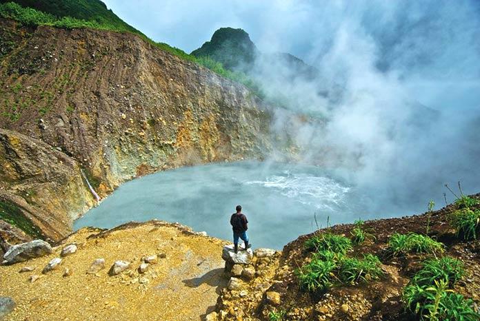 Mejores islas del Caribe - Dominica