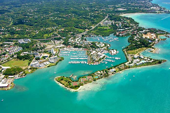 Mejores islas del Caribe - Guadalupe