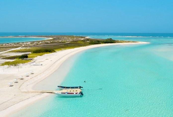 Mejores islas del Caribe - Isla La Tortuga