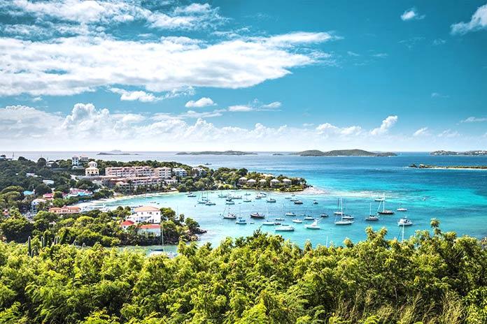Mejores islas del Caribe - Islas Vírgenes Británicas
