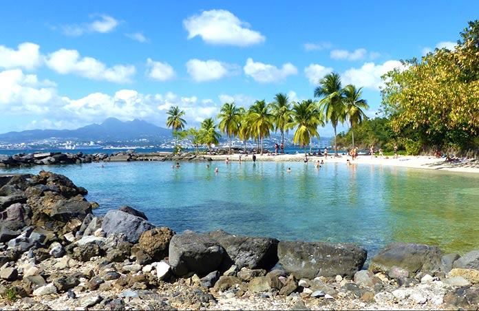 Mejores islas del Caribe - Martinica