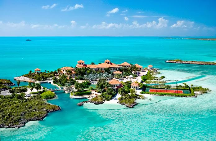 Mejores islas del Caribe - Islas Turcas y Caicos