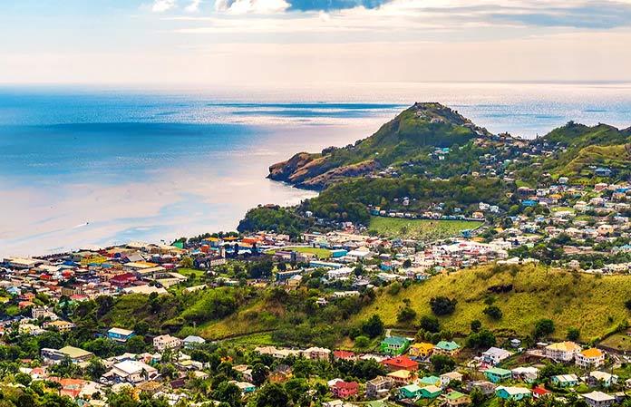 Mejores islas del Caribe - San Vicente y las Granadinas, Antillas menores