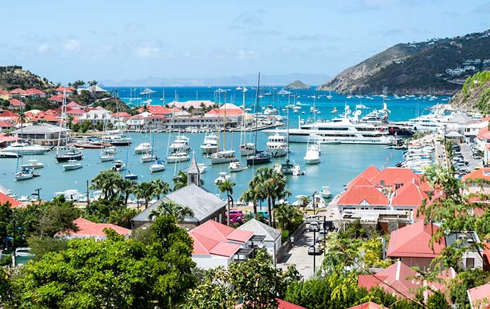 Mejores islas del Caribe - St. Barts (San Bartolomé)