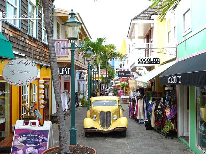 Mejores islas del Caribe - Sint Maarten