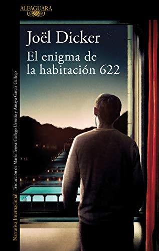 Mejores novelas negras - El enigma de la habitación 622.