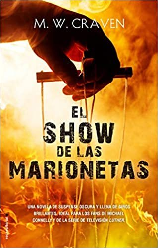 Mejores novelas negras - El show de las marionetas.