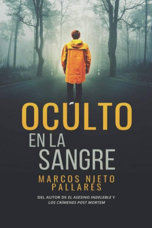 Mejores novelas negras - Oculto en la sangre.