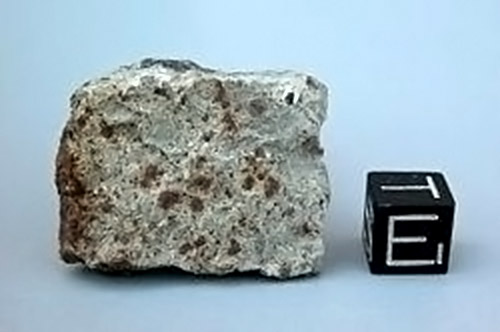 Meteoritos caídos en la Tierra: Allan Hills A76009