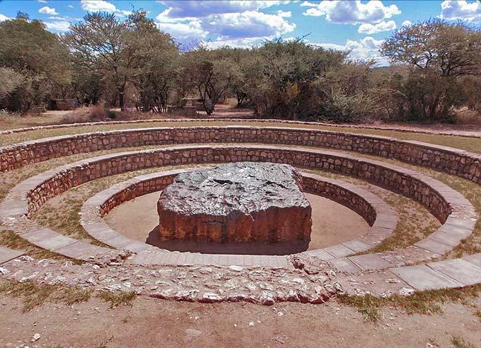 Meteoritos caídos en la Tierra: Meteorito Hoba