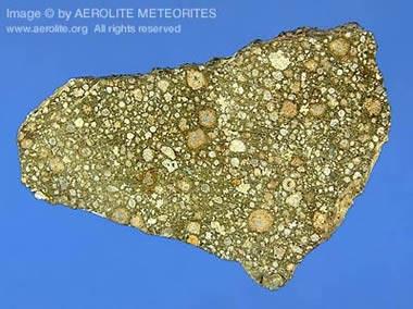 Meteoritos caídos en la Tierra: Meteorito NWA 7454
