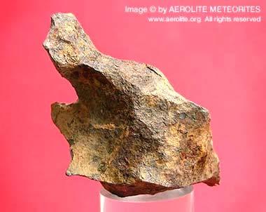 Meteoritos caídos en la Tierra: Meteorito de Canyon Diablo