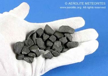 Meteoritos caídos en la Tierra: Meteorito de Mali