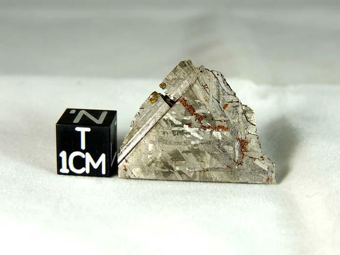 Meteoritos caídos en la Tierra: Meteorito de Moonbi