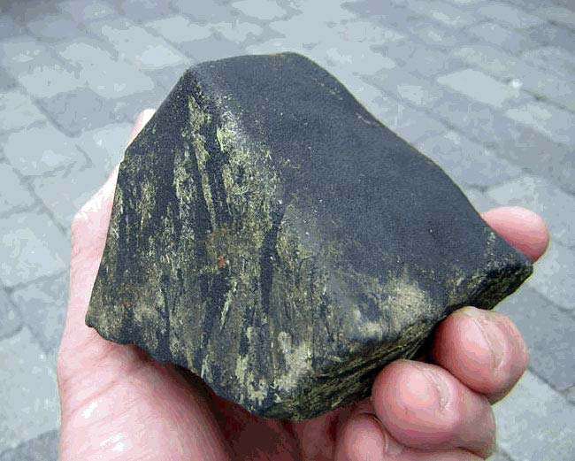 Meteoritos caídos en la Tierra: Meteorito de Moss