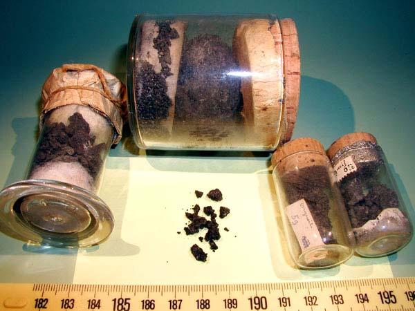 Meteoritos caídos en la Tierra: Meteorito de Orgueil
