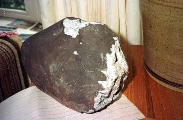 Meteoritos caídos en la Tierra: Meteorito de Peekskill