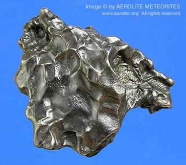 Meteoritos caídos en la Tierra: Meteorito de Sikhote-Alin