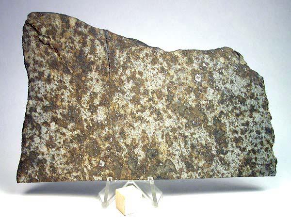 Meteoritos caídos en la Tierra: Meteorito de Valera