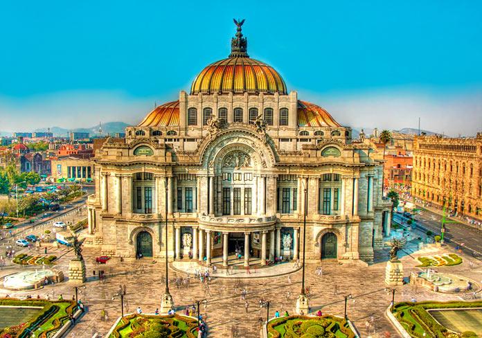 México DF en 48 horas: un respiro fascinante