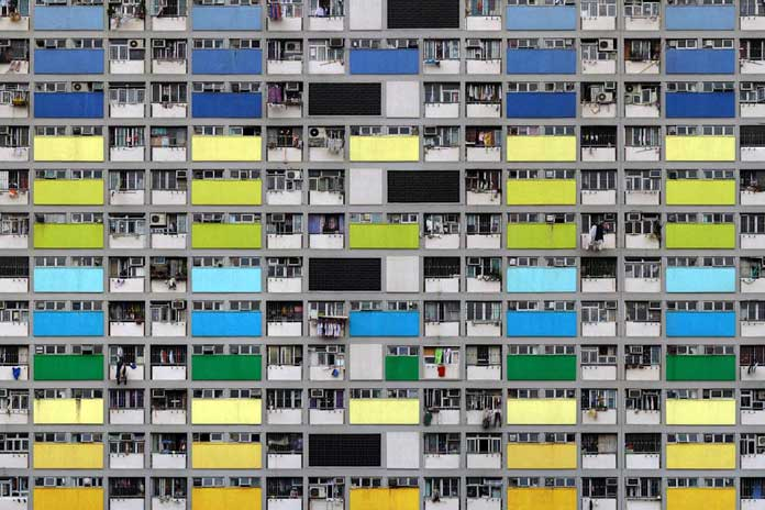 Michael Wolf: Architecture of Density - 10