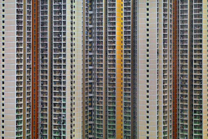 Michael Wolf: Architecture of Density - 11