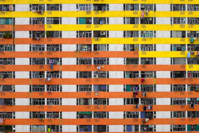 Michael Wolf: Architecture of Density - 13