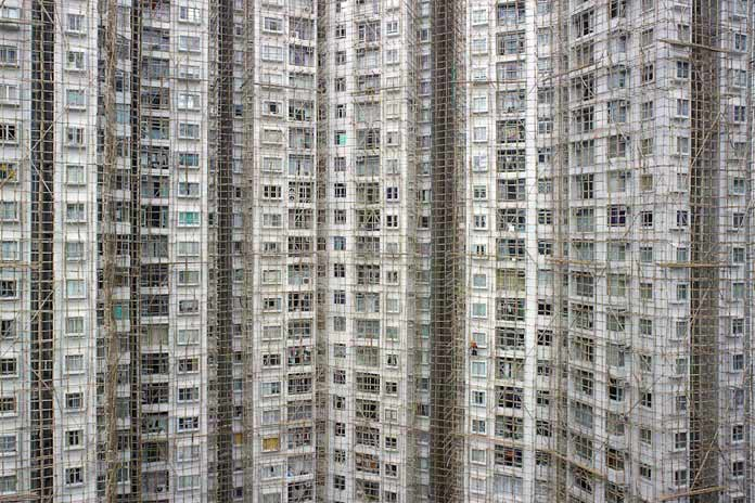 Michael Wolf: Architecture of Density - 14