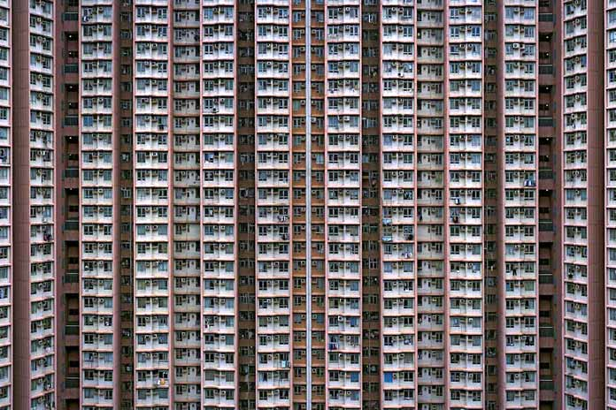 Michael Wolf: Architecture of Density - 3
