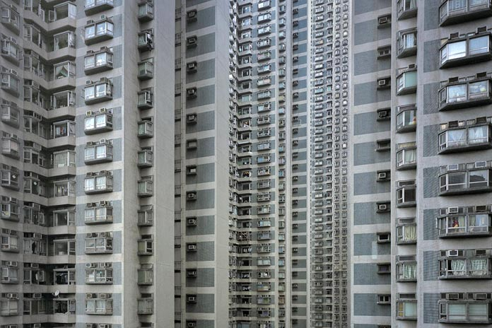 Michael Wolf: Architecture of Density - 5