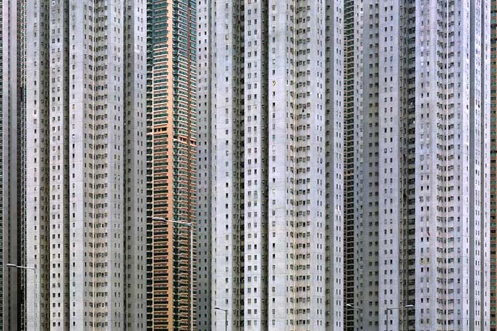 Michael Wolf: Architecture of Density - 6