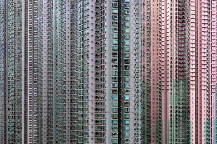 Michael Wolf: Architecture of Density - 7
