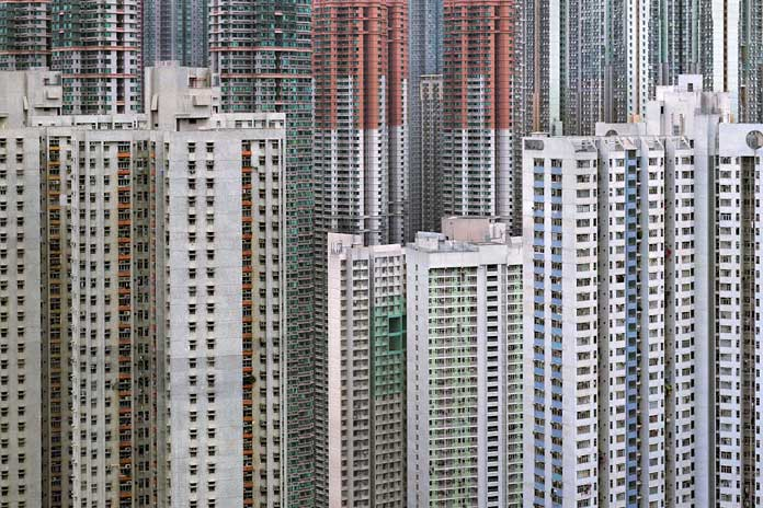 Michael Wolf: Architecture of Density - 8