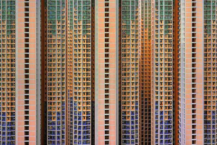 Michael Wolf: Architecture of Density - 9