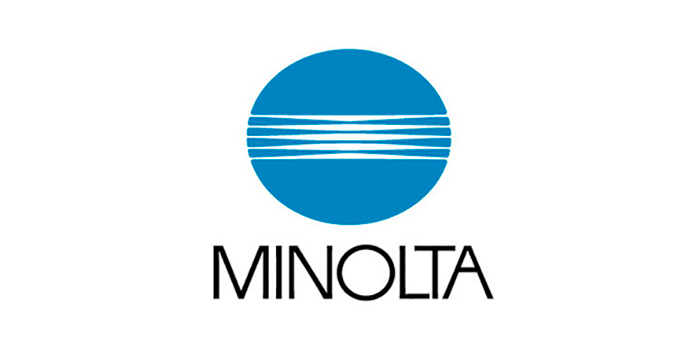 Logotipo Minolta
