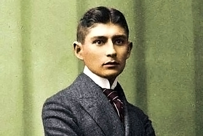 Misofonía: Franz Kafka