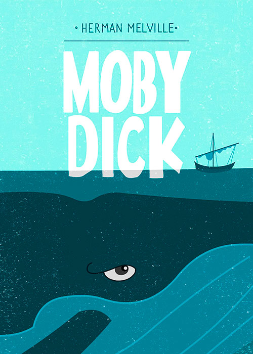 'Moby Dick' de Herman Melville