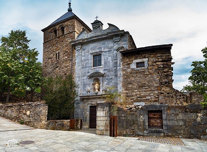 Monasterio de Montes de Valdueza (León)