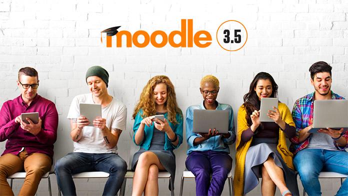 Moodle 3.5