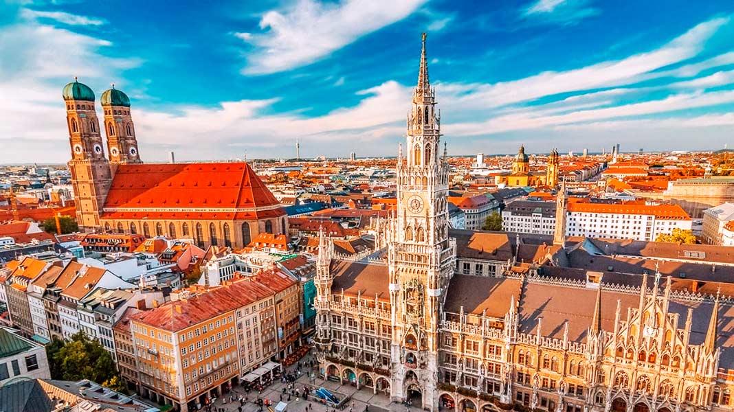 Múnich, la ciudad en la que el diablo dejó su huella