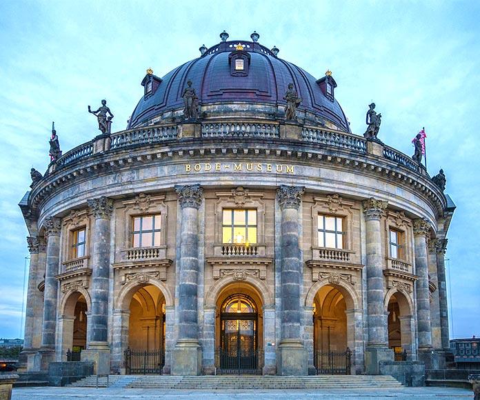 Museo Bode: el imponente museo de Berlín